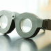 Auto-focus eyeglasses rely on liquid lenses